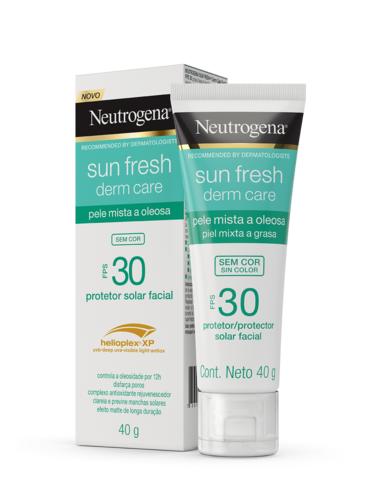 NEUTROGENA SUN FRESH® Derm Care FPS30
