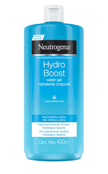 NEUTROGENA HYDRO BOOST® WATER GEL 400ml