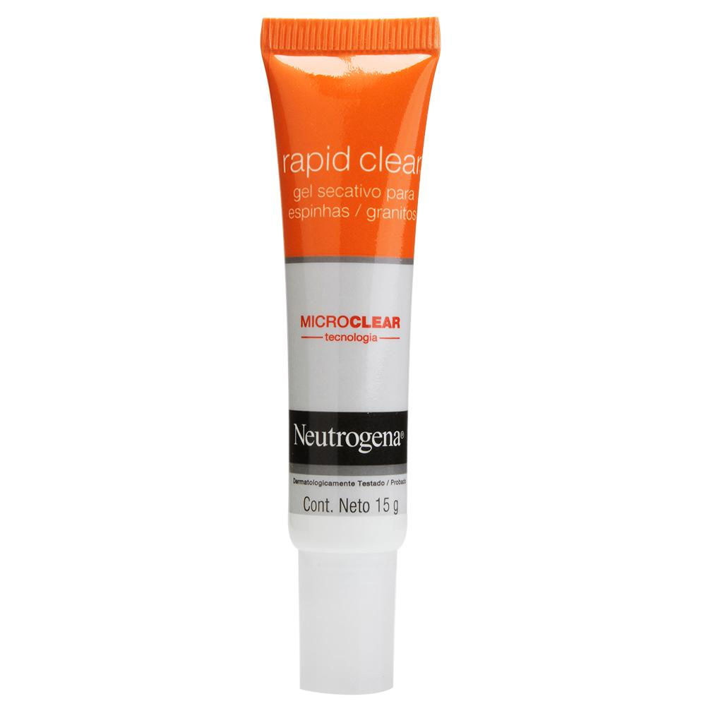 NEUTROGENA® RAPID CLEAR™ Gel Secativo para Espinhas