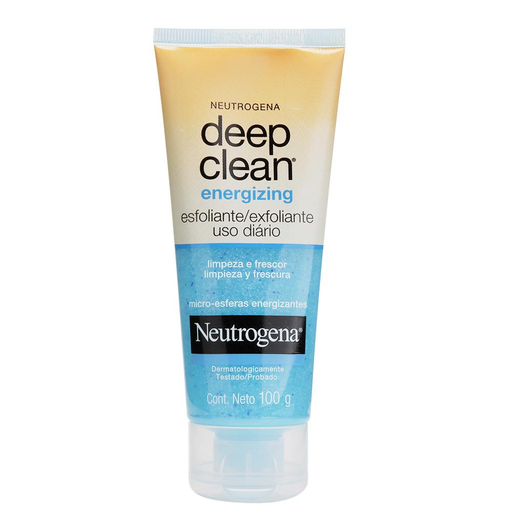 NEUTROGENA DEEP CLEAN® Energizing Esfoliante