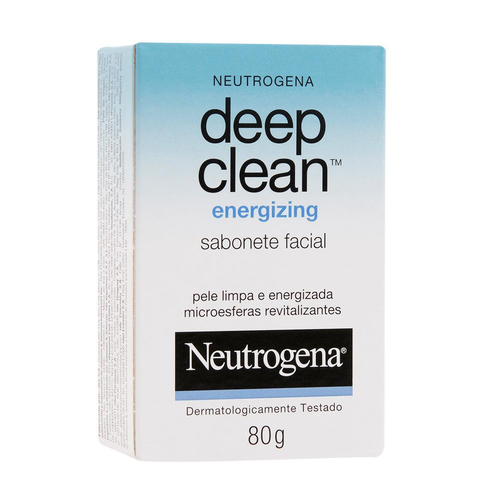 NEUTROGENA DEEP CLEAN® Sabonete Facial