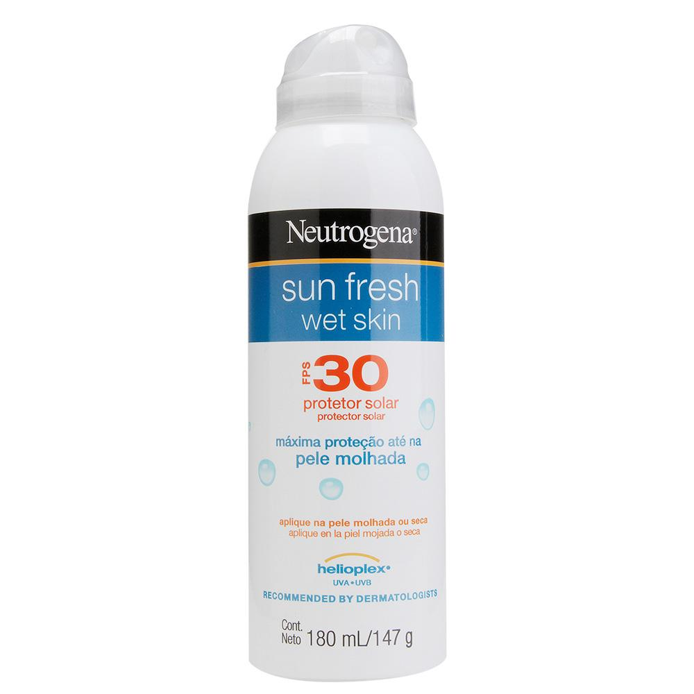 NEUTROGENA Sun Fresh® (Wet Skin) FPS 30