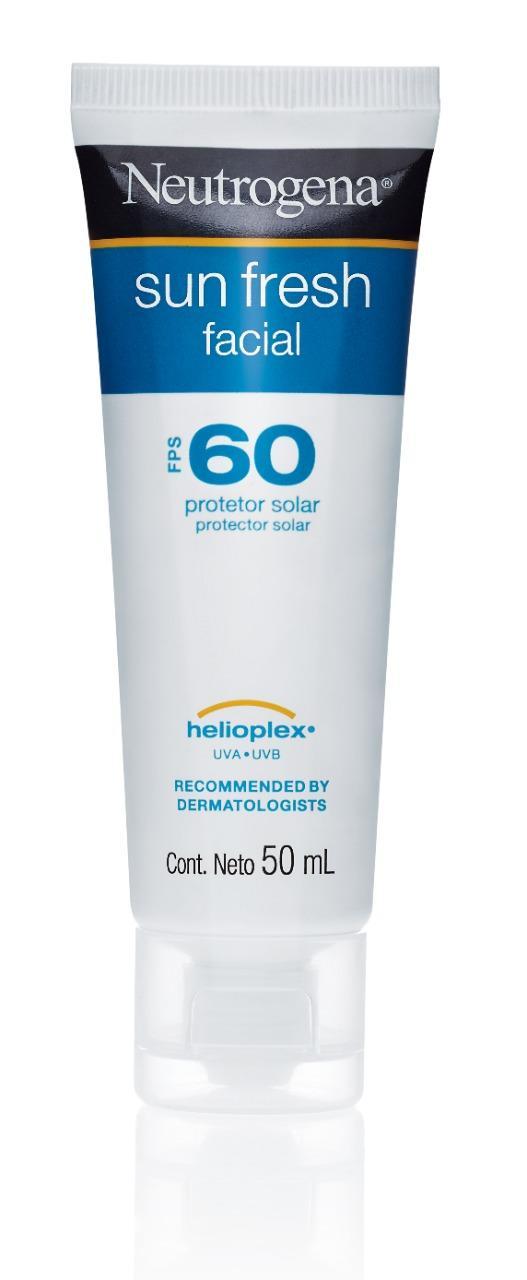NEUTROGENA Sun Fresh® Protetor Solar Facial FPS 60
