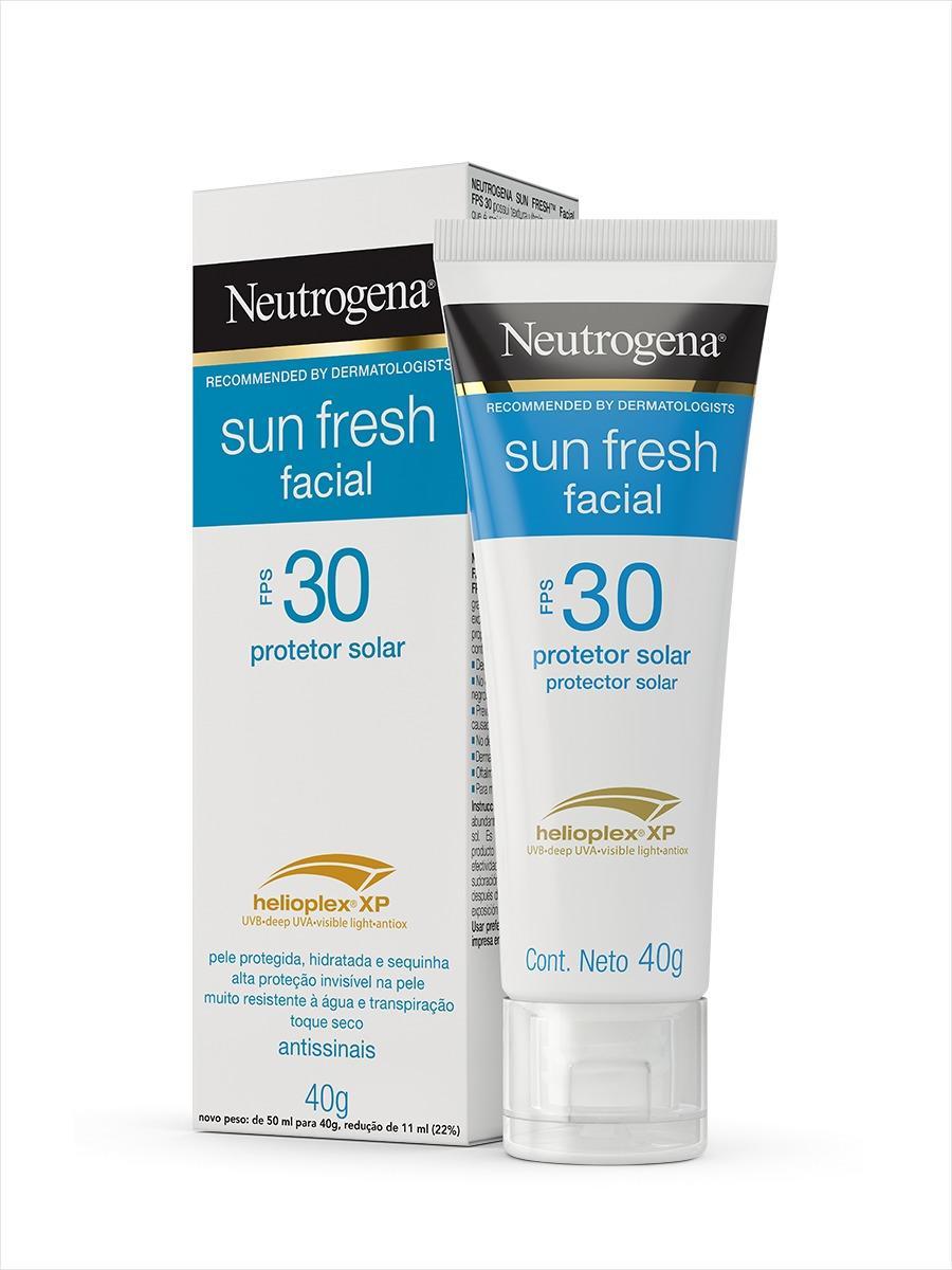 NEUTROGENA SUN FRESH® Facial FPS 30