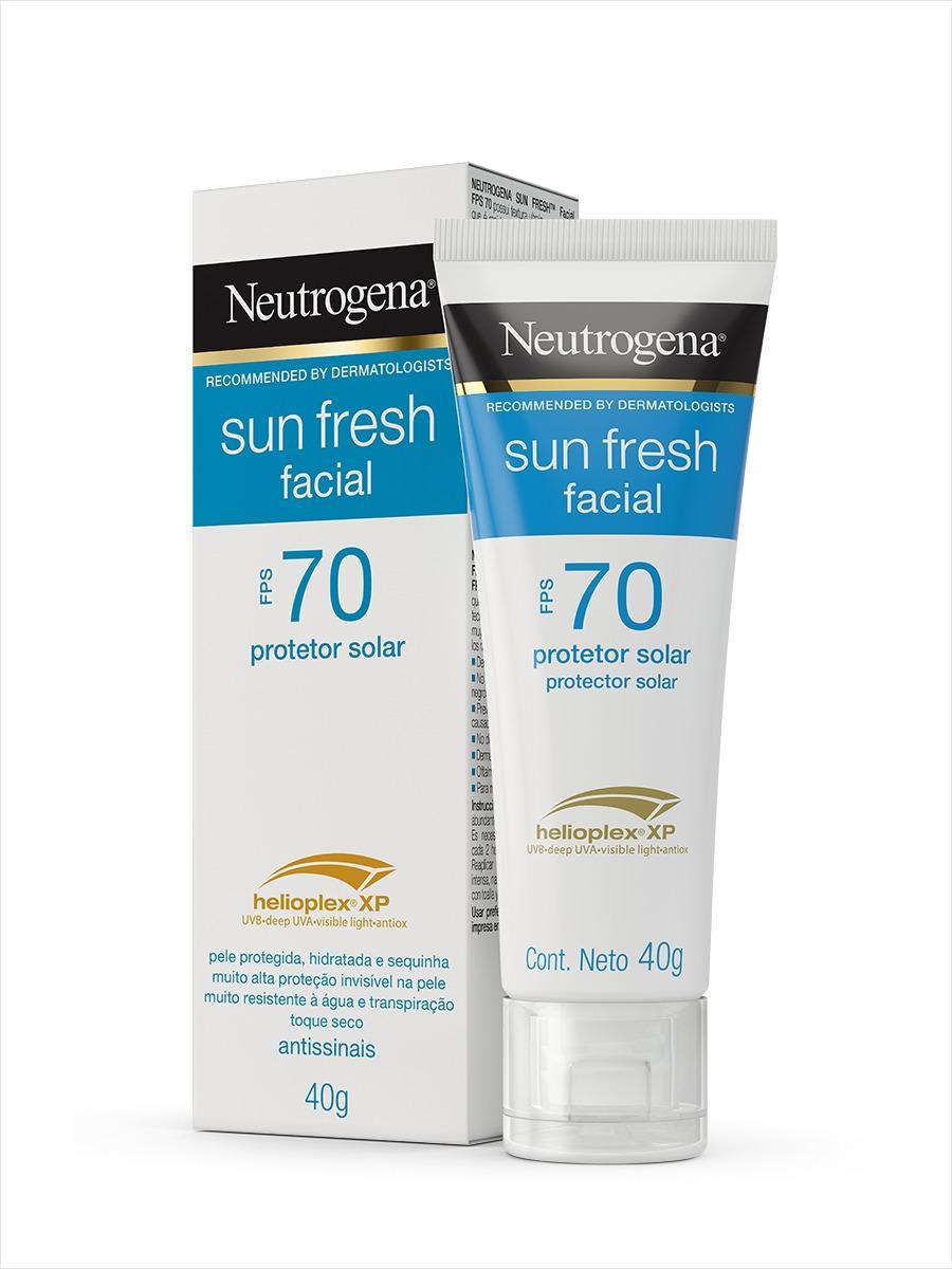 NEUTROGENA SUN FRESH® Facial FPS 70