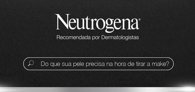 Neutrogena - Recomendada por Dermatologistas