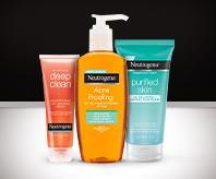 Neutrogena Limpar o rosto
