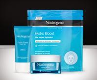 Neutrogena Hidratar o rosto