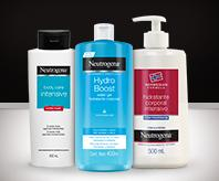 Neutrogena Hidratar o corpo