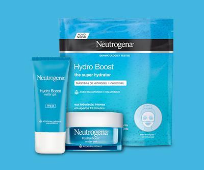 Hidratação Facial - Pack de Produtos