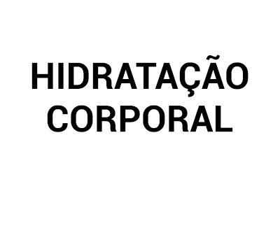 Hidratação Corporal - Banner