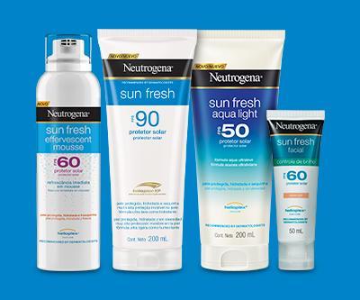 Proteção Solar - Pack de Produtos