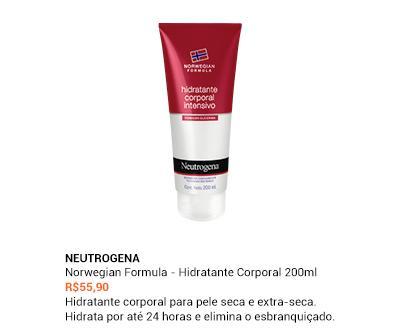 Neutrogena - Norwegian Formula