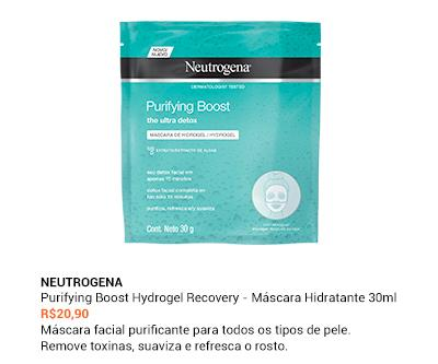 Neutrogena - Purifying Boost Hydrogel Recovery