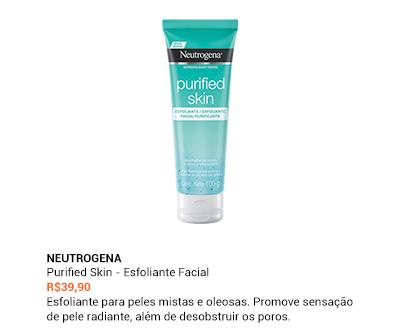 Neutrogena - Purified Skin - Esfoliante Facial