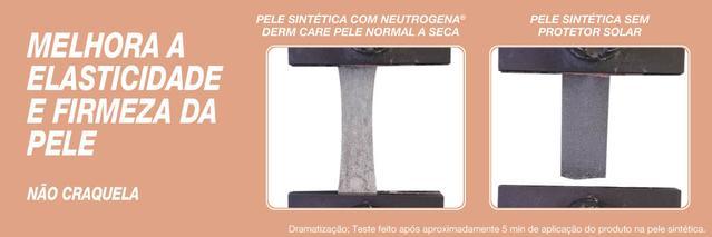 Neutrogena Derm Care melhora a elasticidade da pele