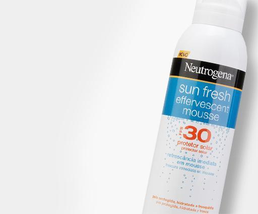 Conheça a tecnologia Neutrogena®