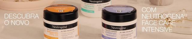 Descubra o novo com Neutrogena® Face Care Intensive