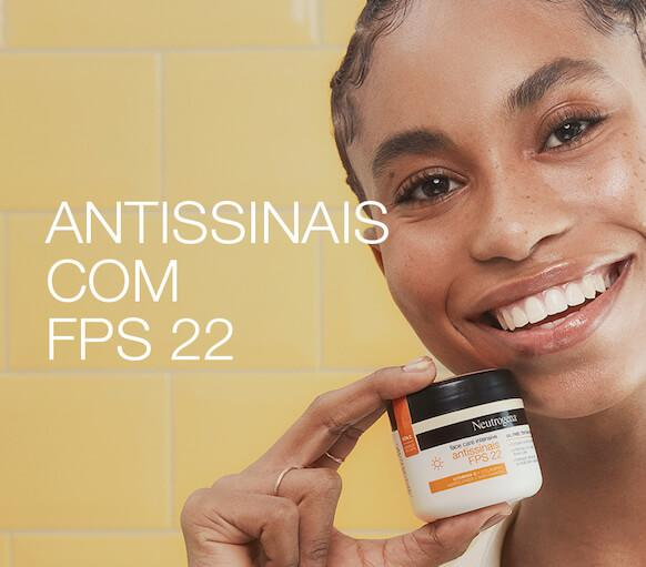 Antissinais com FPS 22