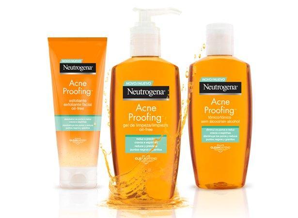 Prevenção da acne