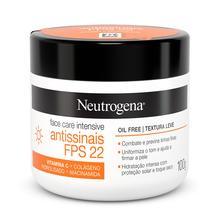 NEUTROGENA® Face Care Intensive Antissinais FPS 22