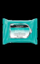 Lenço Micelar NEUTROGENA® Purified Skin