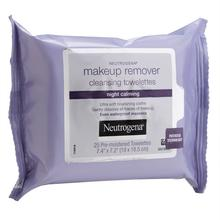 NEUTROGENA® Night Calming Lenço Demaquilante