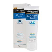 NEUTROGENA Sun Fresh ® Protetor Solar Facial FPS 30