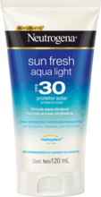 NEUTROGENA Sun Fresh® Aqualight Protetor Solar FPS 30