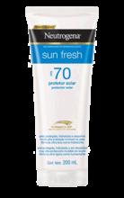 NEUTROGENA Sun Fresh® Protetor Solar FPS 70