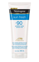 NEUTROGENA Sun Fresh® Protetor Solar FPS 90